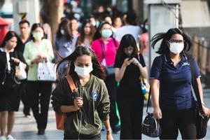中共病毒潛伏期最長24天 逾半感染者初期不發燒