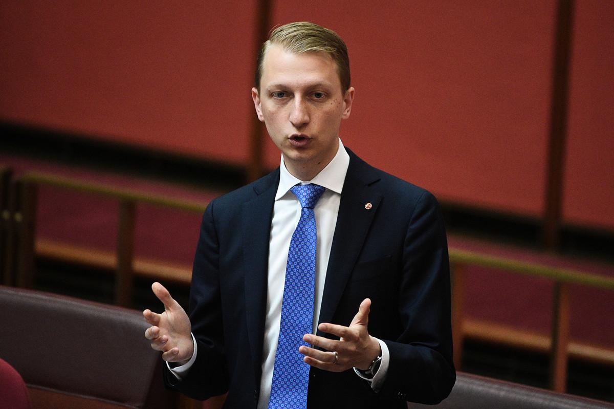 澳洲自由黨參議員帕特森表示,有時候,中共會利用與台灣開戰作為威脅,試圖迫使西方國家率先讓步。(Mick Tsikas/AAP Image)
