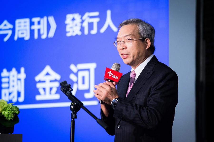 台灣大選後吸睛點 謝金河:政界將世代交替