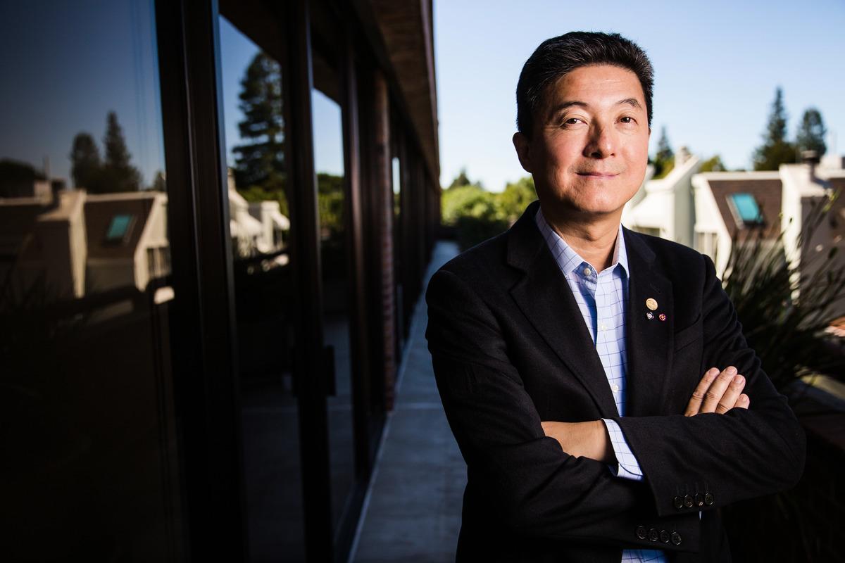 美籍華裔科學家、史丹福大學教授張首晟,於12月1日在美去世。(Nick Otto/Getty Images)