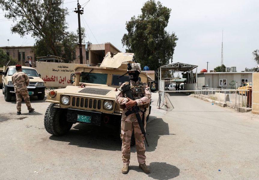 伊拉克收治中共病毒患者醫院起火 82死