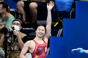 東奧7.26|20年前被領養中國女孩  為加拿大摘首金