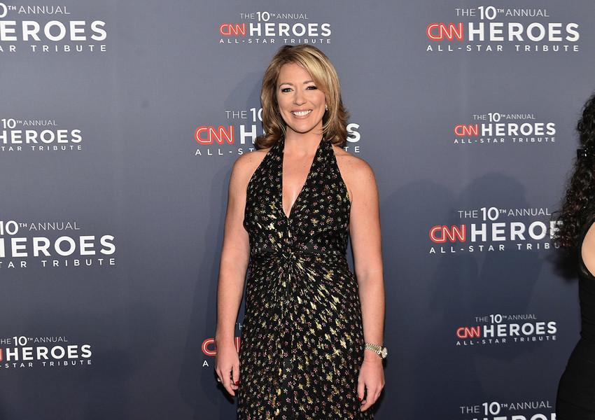 CNN女主播布魯克‧鮑德溫感染中共病毒