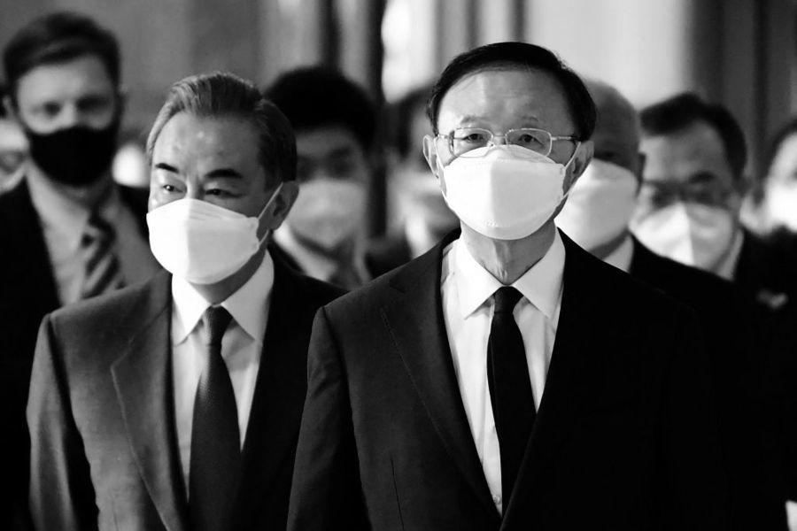【中美會談】違反外交禮儀的真相