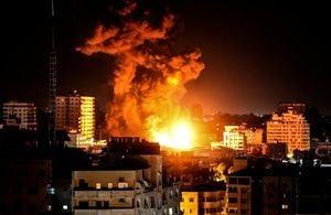 以巴激烈衝突 聯合國秘書長籲立即停火