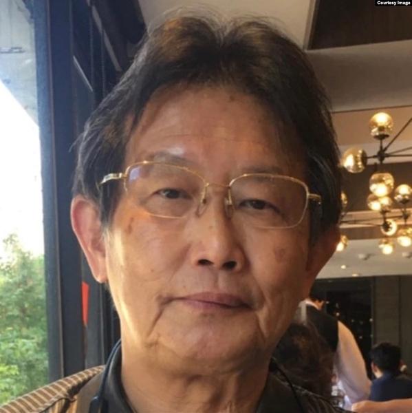 移民東京接近50年的台灣人吳宗源(照片提供:吳宗源/美國之音)