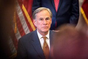 德州州長宣佈斥資10億美元 自建邊境牆