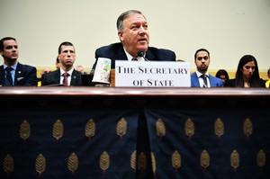 蓬佩奧:已告知伊朗 美國願助其應對中共病毒