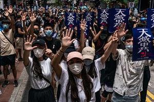 加拿大譴責香港政府逮捕53名民主人士