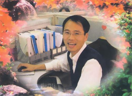 原濟南監獄警察,法輪功學員王風強被中共迫害離世。(明慧網)