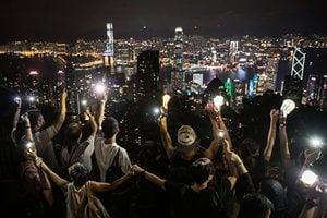 國際化的香港 國際化的抗爭
