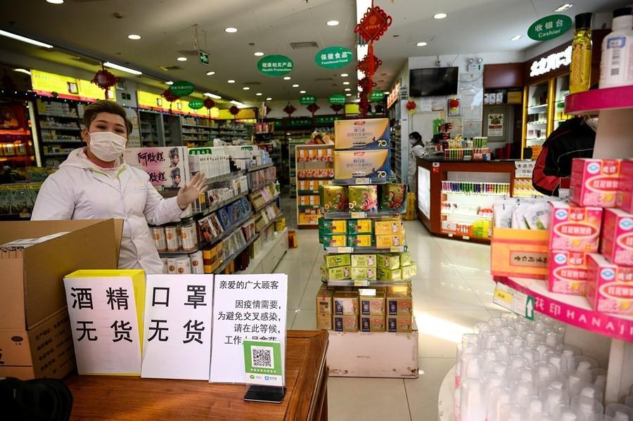 依賴中國製藥品 美議員:威脅美軍及公眾安全