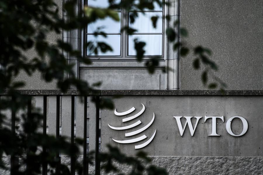 特朗普指責WTO縱容中共 重申美國可以退出