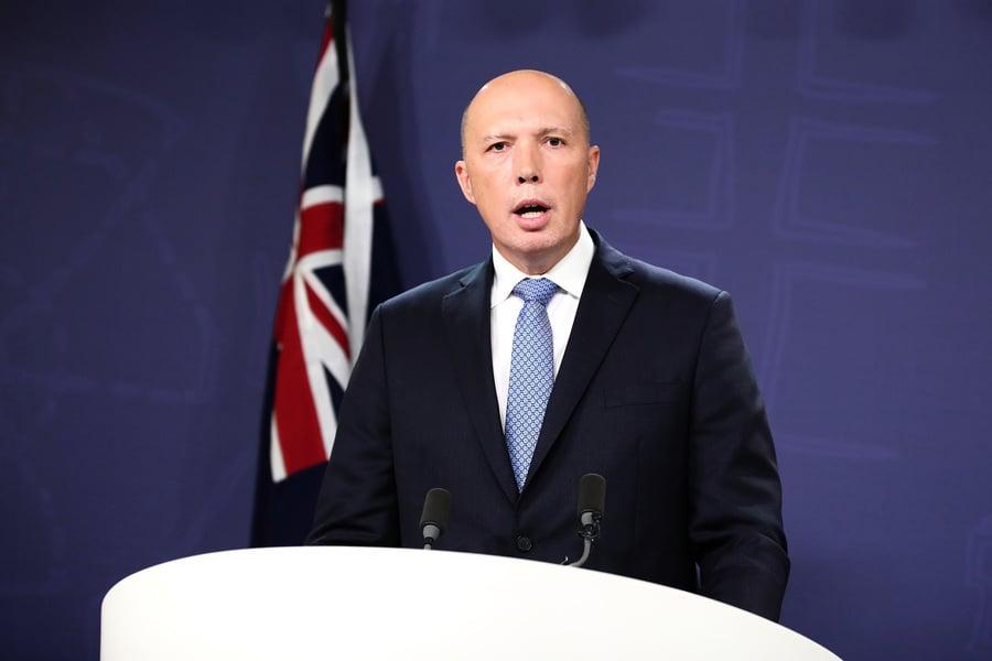 澳國防部長:應對中共威脅 軍隊重點保衛國家安全