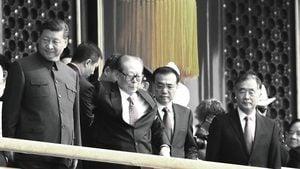 王友群:江澤民的人馬確實有點慌了