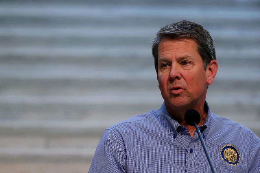 特朗普:佐州州長布萊恩‧坎普應該辭職