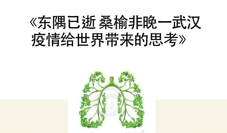 苦膽:病毒在檢測中國檢測世界