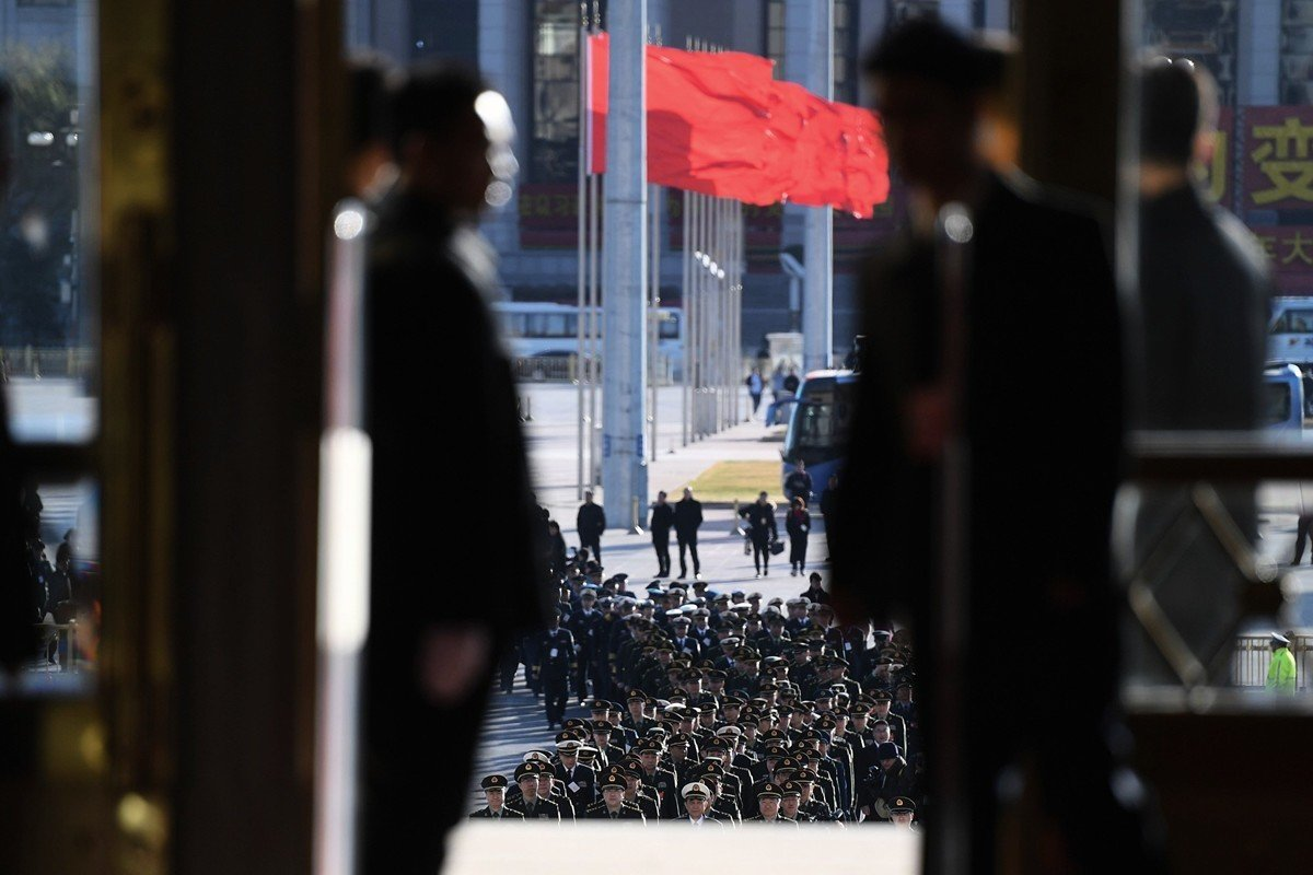 劉鶴帶回的協議草案或將在北京掀起巨大風暴。(GREG BAKER/AFP/Getty Images)