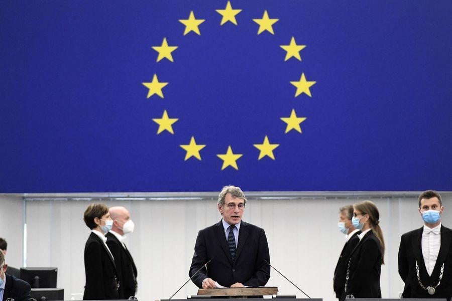 組圖:歐洲議會重返斯特拉斯堡舉行會議