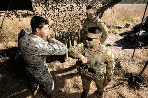 澳美將進行更多聯合軍演 提升協同作戰能力