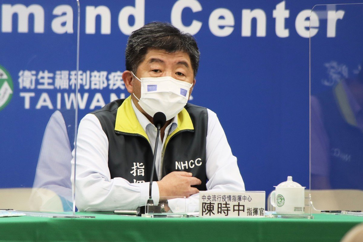 台灣中央疫情指揮中心指揮官陳時中表示,5月20日新增286例武漢肺炎(中共病毒)本土個案為155例男性、131例女性,年齡介於未滿5歲至90多歲,發病日採檢日介於5月1日至5月19日。圖為資料照。(指揮中心提供)