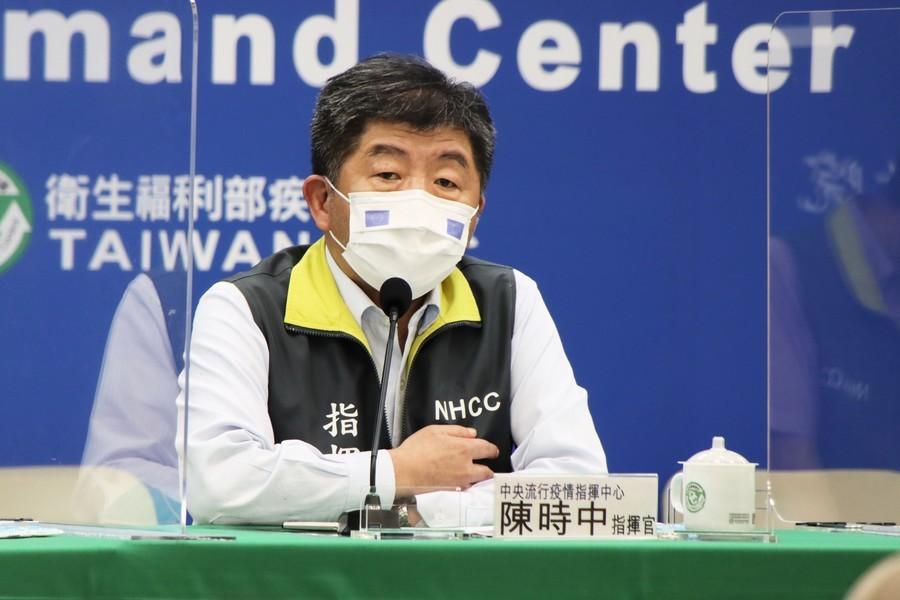 台灣新增286例本土確診