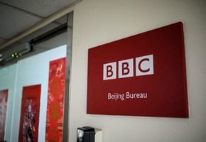 BBC記者逃亡事件發酵 華春瑩詭辯 歐盟抗議