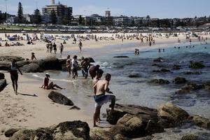 熱浪席捲澳洲 悉尼高溫創下11月最熱紀錄
