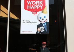 美就業市場持續好轉 失業率降至6.9%