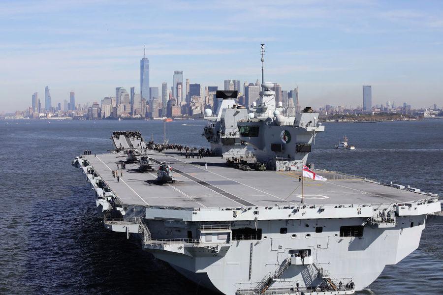 英外交政策複查報告 中共威脅成焦點