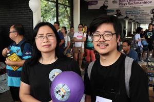 【8.10反送中】「守護孩子未來」香港父母上街表心聲