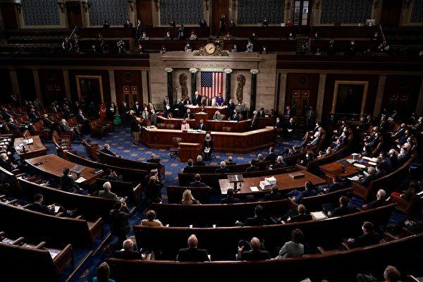 美國會否決對兩州選舉人票挑戰 表決名單大全