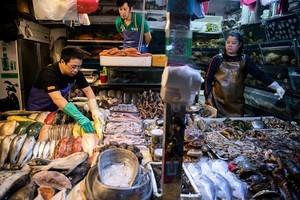 武漢肺炎首名死者身份曝光 常年去海鮮市場