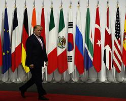 美前國安顧問:G20上  特朗普對華戰略不變