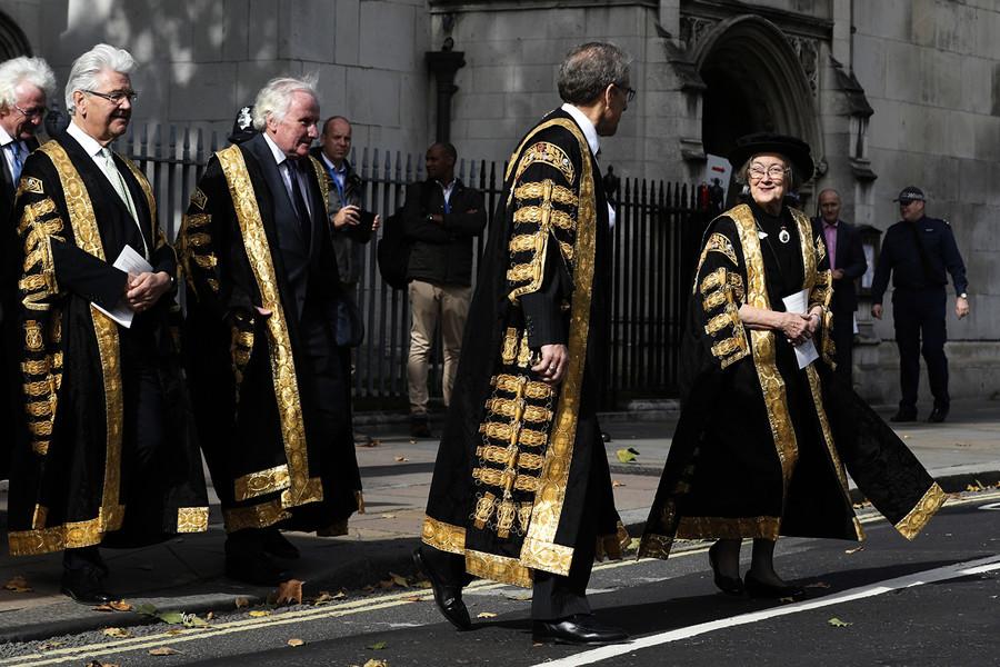 英最高法院院長何熙怡將在香港任職1個月