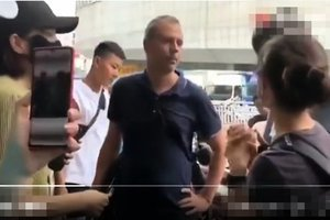 鄭州水災採訪遭堵 駐華外國記協聲明譴責