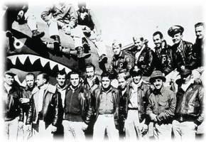 【歷史回眸】為中國獻身的美國飛行員