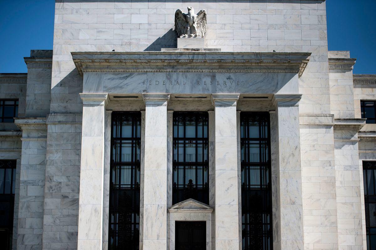 美聯儲周四(11月8日)決定不加息,基準利率區間維持在2.0%到2.25%。市場人士預期美聯儲12月政策會議決定加息的機率,上升到93%,此將是今年的第四次調高基準利率。(BRENDAN SMIALOWSKI/AFP/Getty Images)
