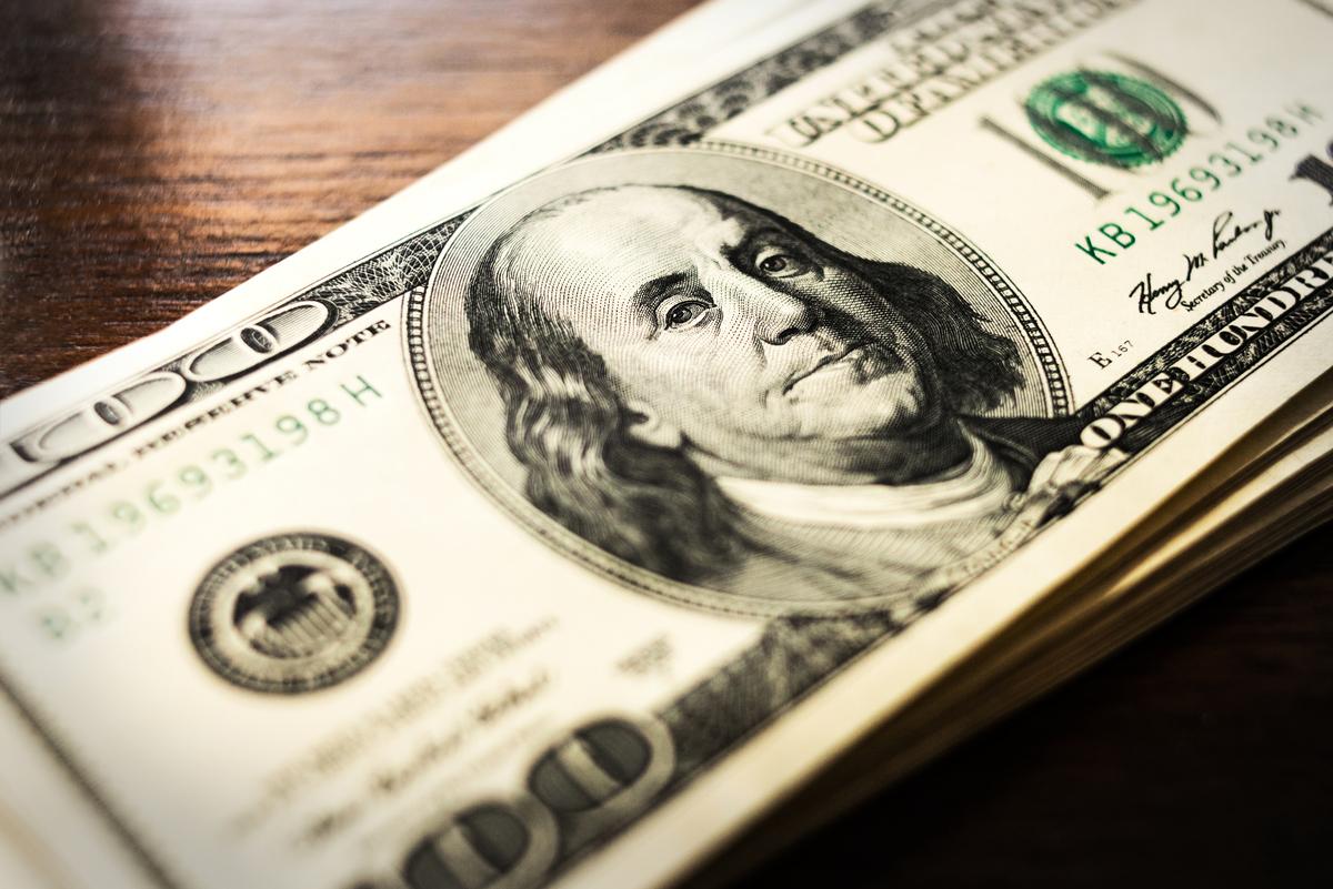 美元/日圓價格在一周前上漲突破110日圓,並在2021年4月5日得以延續。(Shutterstock)