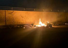 特朗普政府策劃空襲伊朗二號人物 美媒披露內幕