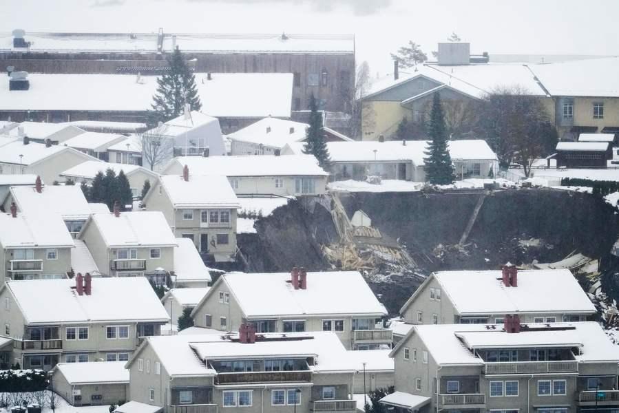 挪威發生嚴重山泥傾瀉 10傷15人失蹤
