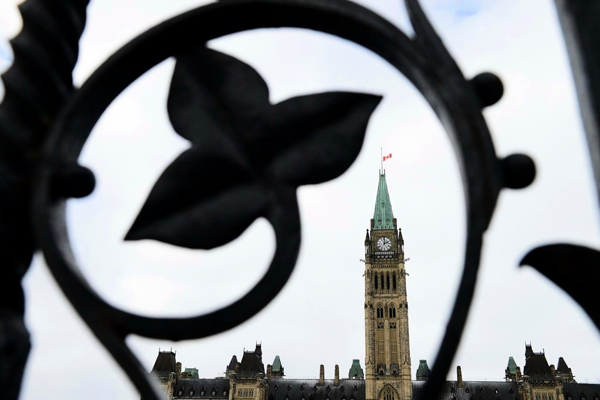 全球事務部簡報稱,北京對加拿大利益和價值構成的長期戰略挑戰。(加通社)