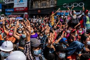 緬甸逮捕澳公民 軍事政變後首次外籍人士被拘