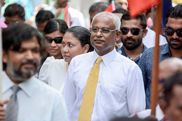 馬爾代夫執政黨盼贏議會選舉 調查中共投資