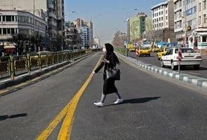 伊朗中共病毒疫情被指低估 專家推算最高達數百萬人