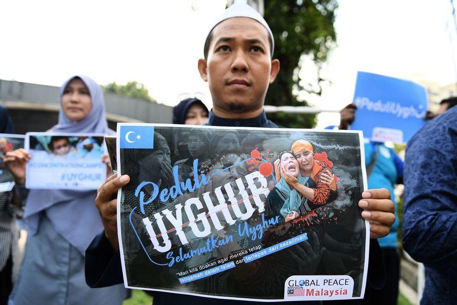 馬來西亞表明立場:不會遣返維吾爾難民
