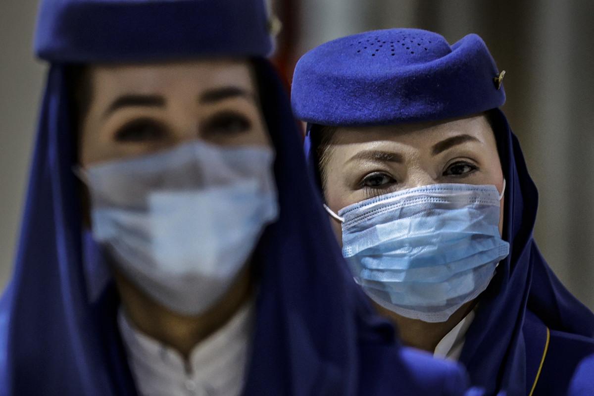為防止中共肺炎擴散,越來越多的國家宣佈停飛中國。(Ezra Acayan/Getty Images)