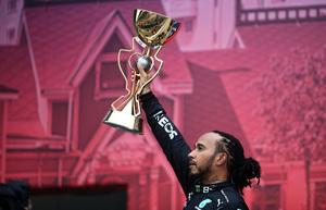 F1俄羅斯站:咸美頓奪得生涯第100個冠軍