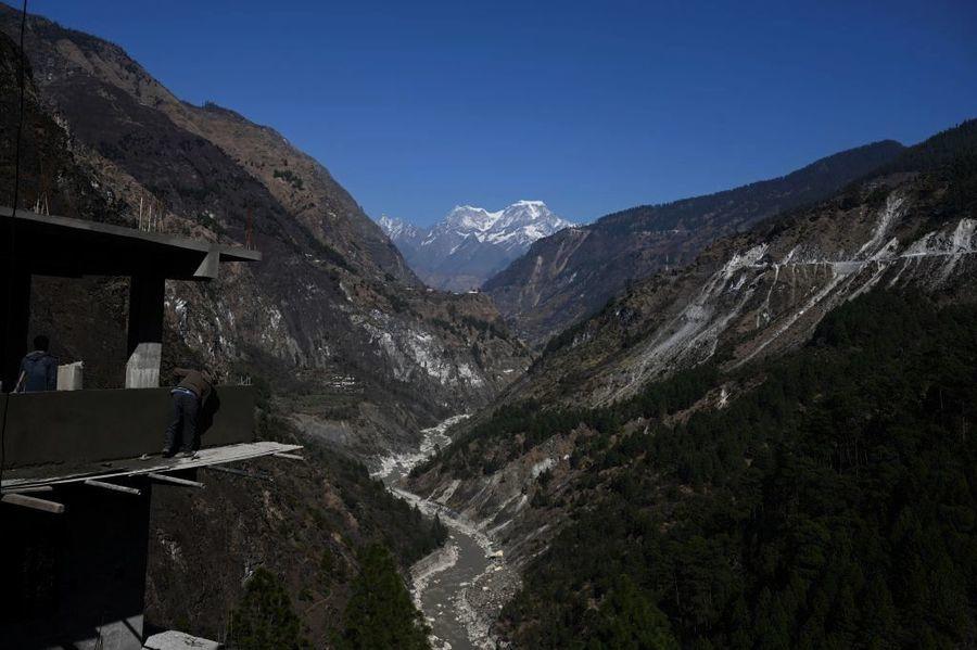 印度靠近中國邊界發生雪崩 至少8死38人失蹤