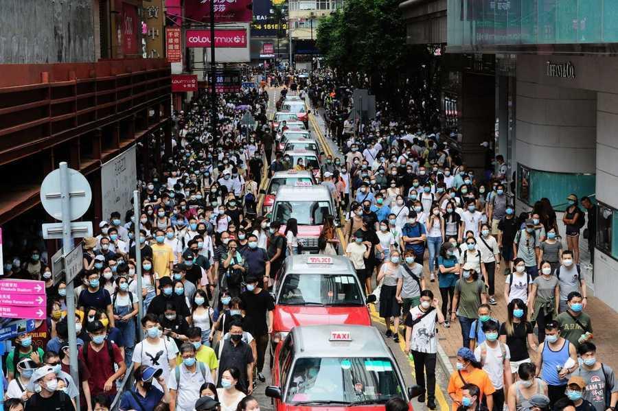 中共黑手伸進香港大學 學生組織遭全方位打壓